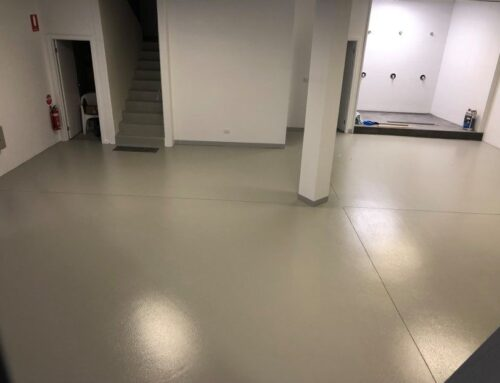 Special Finishes – Epoxy Flooring